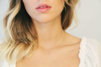 Halskette - Dots