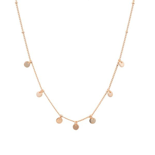 Halskette - Dot & Coin
