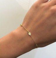 Armband - 5 Plättchen