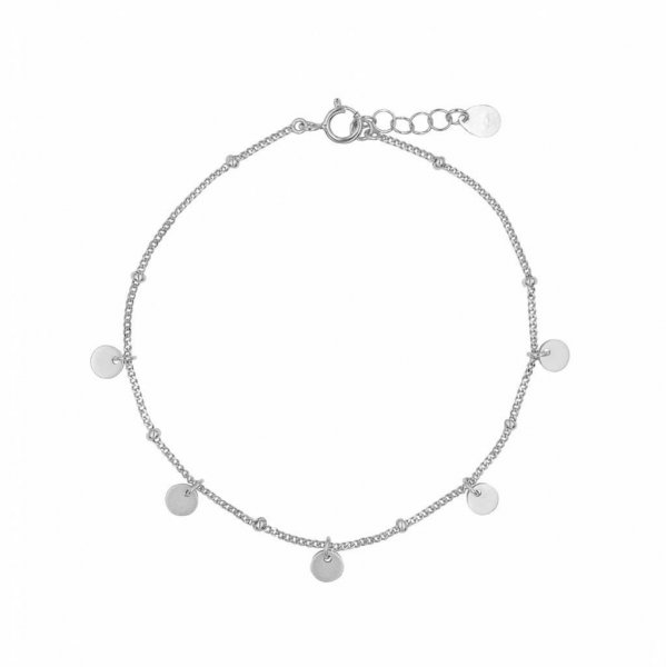 Armband - Dot & Coin