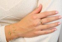 Armband - Prehnit