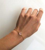 Armband - Rosenquarz