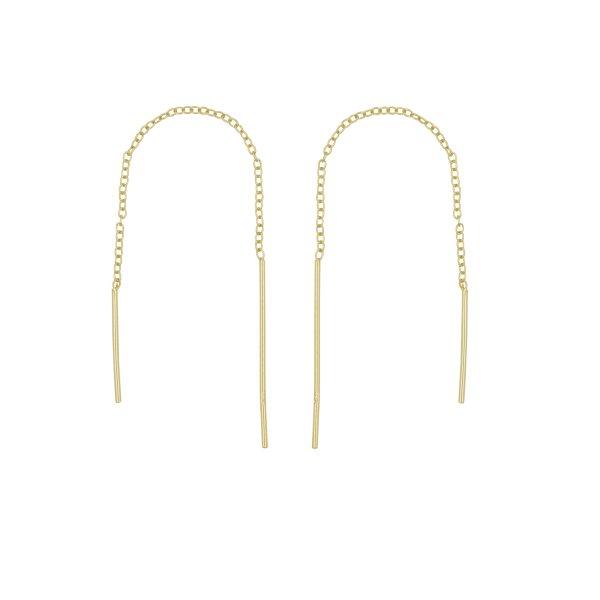 Ohrkette String