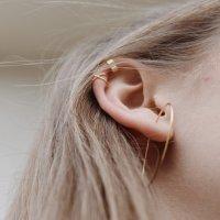 Ear Cuff Wide