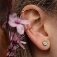 Ear Cuff - Dots Big