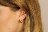 Ear Cuff - CZ Star