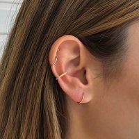 Ear Cuff - Zirconia