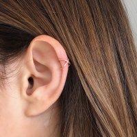 Ear cuff - Cross