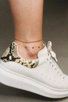 Fußkette Curb Chain