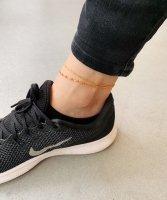 Fußkette - Neon