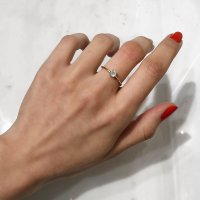 Ring - Aqua Chalcedon