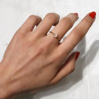 Ring - Rosenquarz