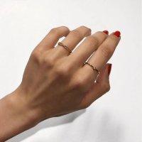 Ring - Double Twist