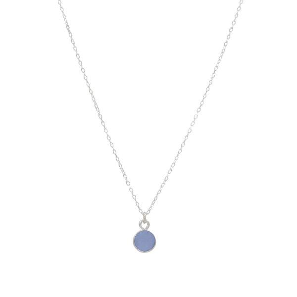 Halskette - Chalcedon