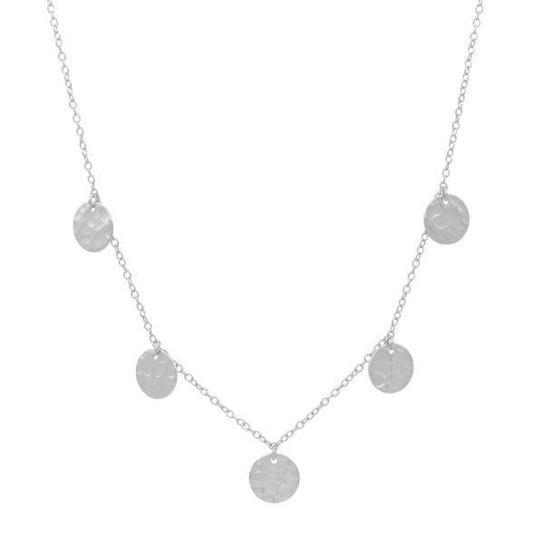 Halskette - 5 Coins II