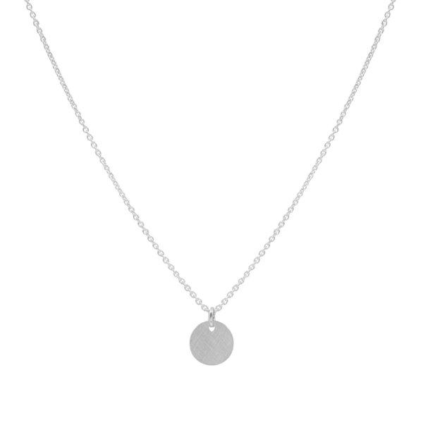 Halskette - Plättchen Small