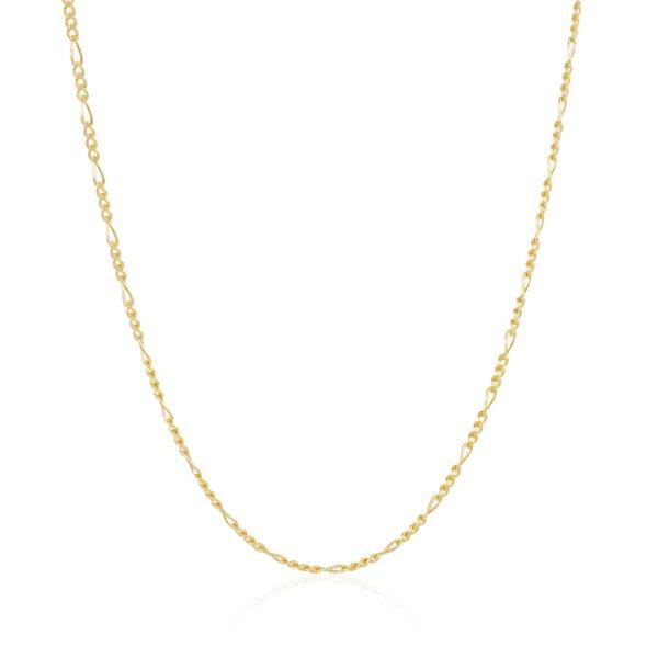 Halskette - Figaro