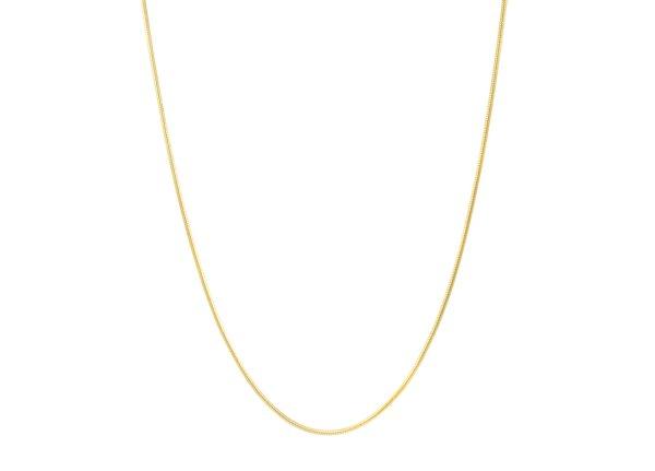 Halskette - Snake